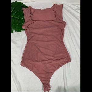 NEW Free People Intimately Sheer Bodysuit [ SZ XS